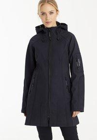 Ilse Jacobsen - Waterproof jacket - indigo - 0