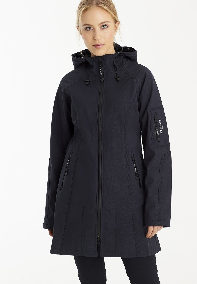 Ilse Jacobsen - Waterproof jacket - indigo