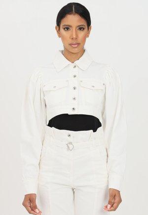 JAX W - Giacca di jeans - bianco
