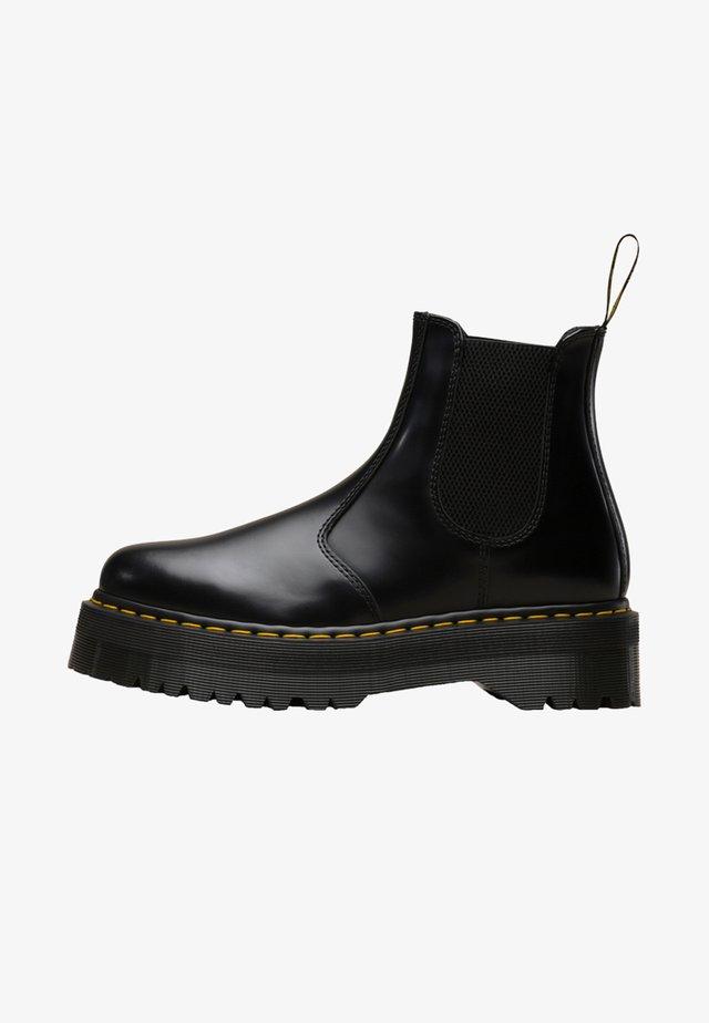 2976 QUAD CHELSEA - Classic ankle boots - black