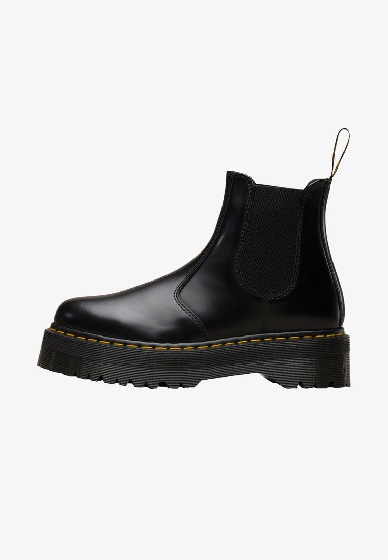 Dr. Martens - 2976 QUAD CHELSEA - Kotníkové boty - black