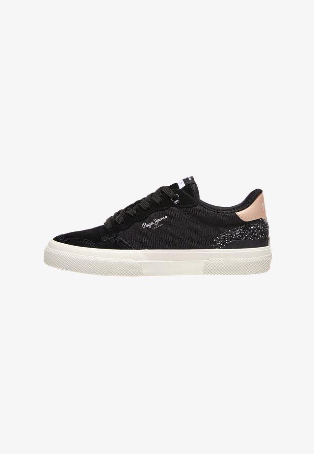 KENTON ORIGINAL WOMAN - Chaussures de skate - black