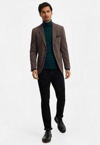 WE Fashion - Blazer jacket - brown - 1