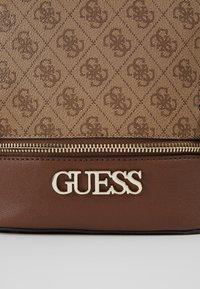 Guess - SKYE BACKPACK - Rucksack - brown - 7