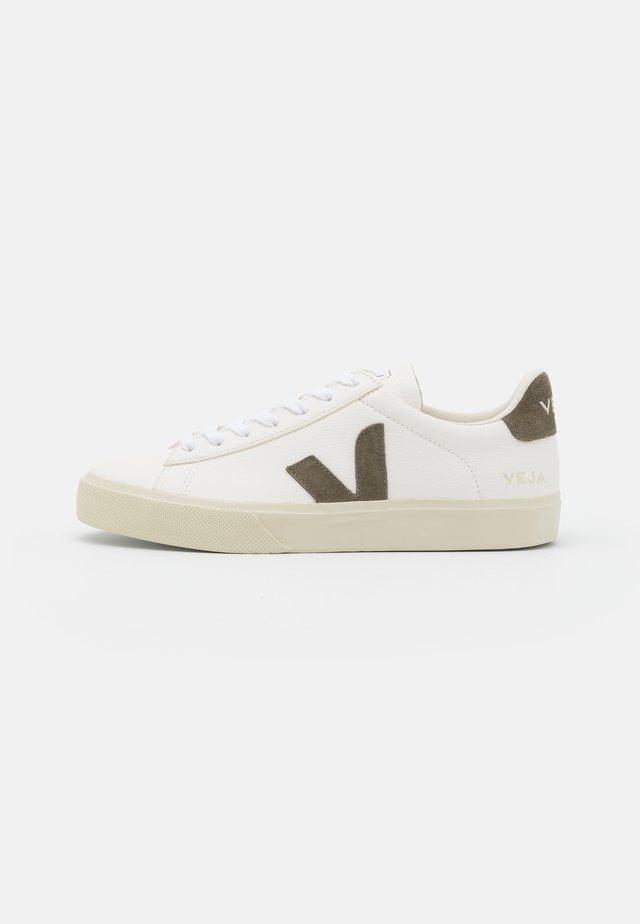 CAMPO - Sneakers laag - extra white/kaki