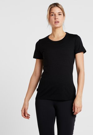 TECH LITE LOW CREWE - Basic T-shirt - black