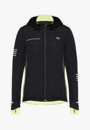 POLARTEC ALPHA NOLA - Training jacket - black