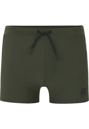 ACHIM - Swimming trunks - olivgrün