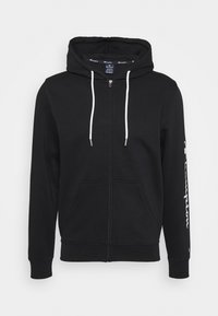 Champion - LEGACY - Mikina na zip - black - 4