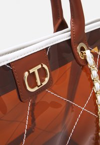 TWINSET - Tote bag - cuoio - 3