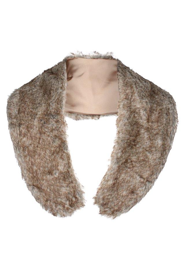 Sjal / Tørklæder - marron