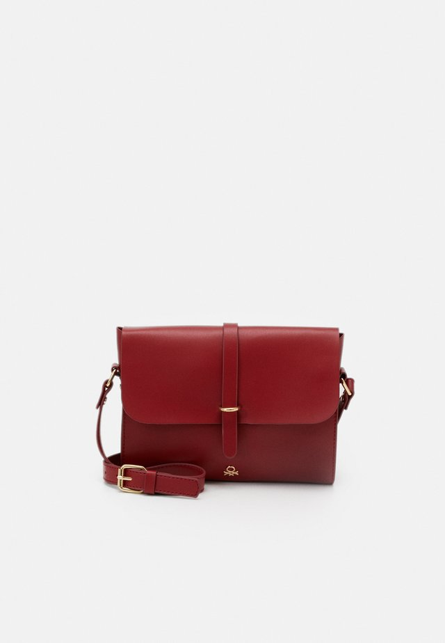 BAG - Across body bag - red