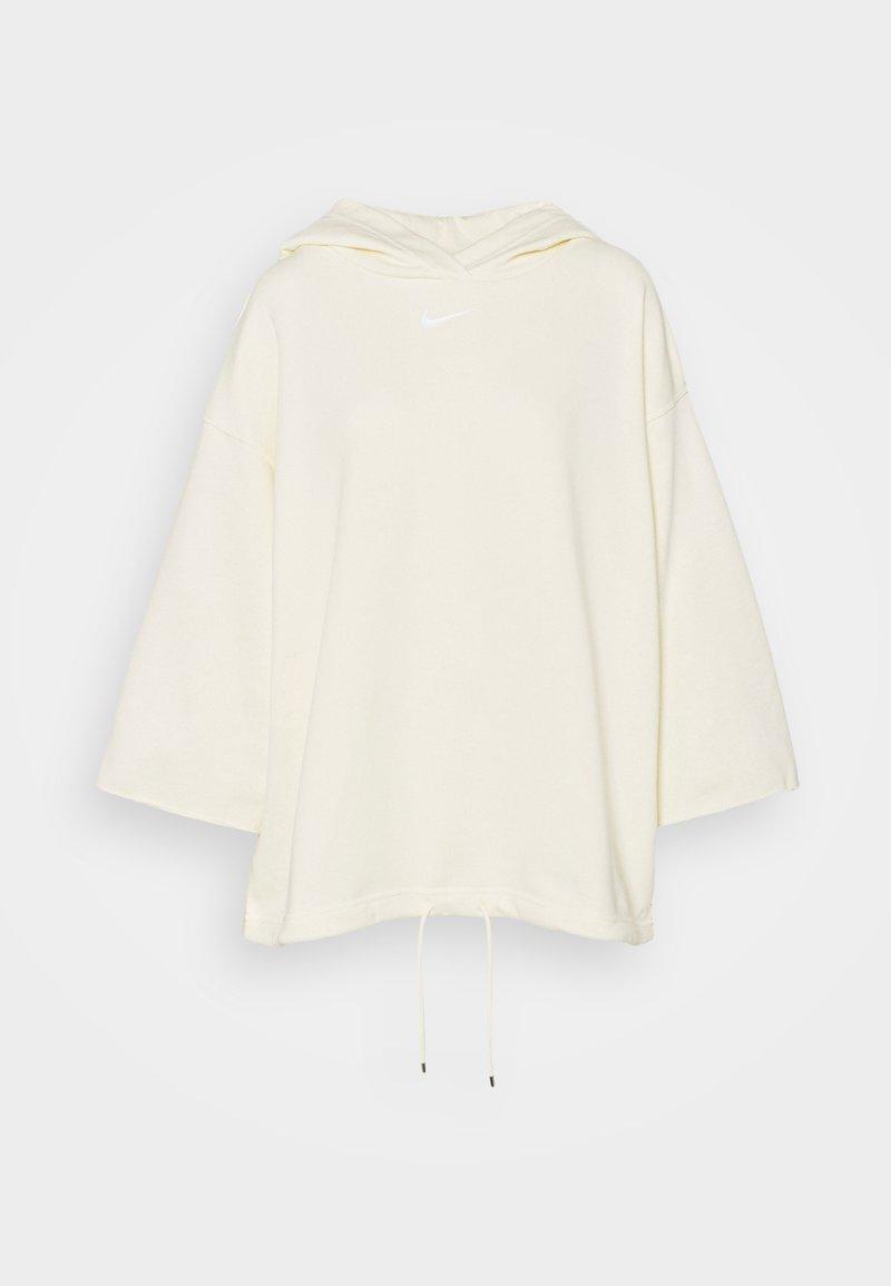 Nike Sportswear - HOODIE  - Jersey con capucha - coconut milk/pale vanilla