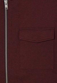 Lindbergh - OVERSHIRT - Light jacket - bordeaux mix - 2