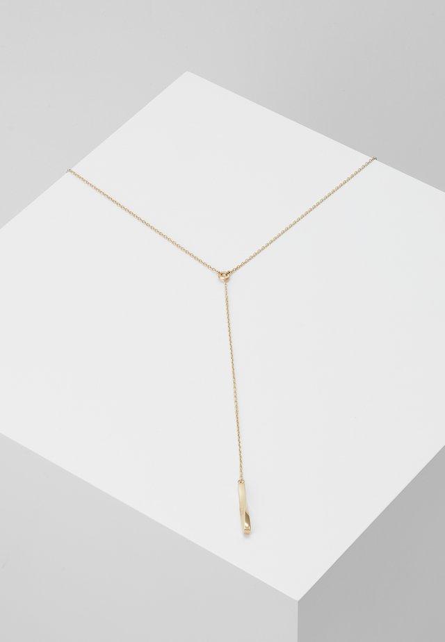 SIGNATURE - Náhrdelník - gold-coloured
