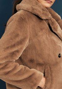 Next - Winter jacket - brown - 3