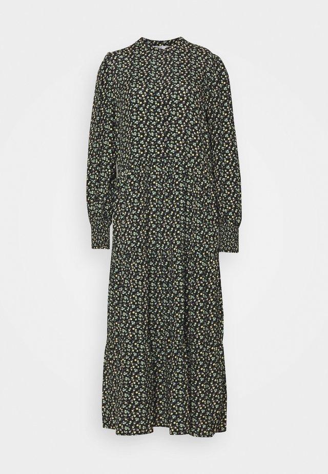 ENDOWNING DRESS - Korte jurk - black