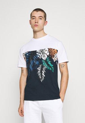 TROPIC  - T-shirt print - white