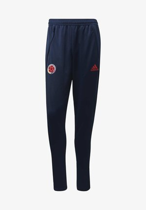 COLOMBIA TRAINING TRACKSUIT BOTTOMS - National team wear - blue