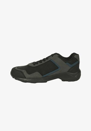 OUTDOOR LEON  - Sneakersy niskie - black