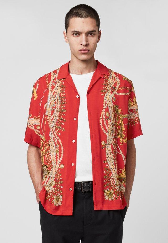 RUBENS - Skjorter - red