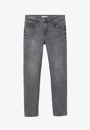 Jeans Skinny Fit - grijs denim