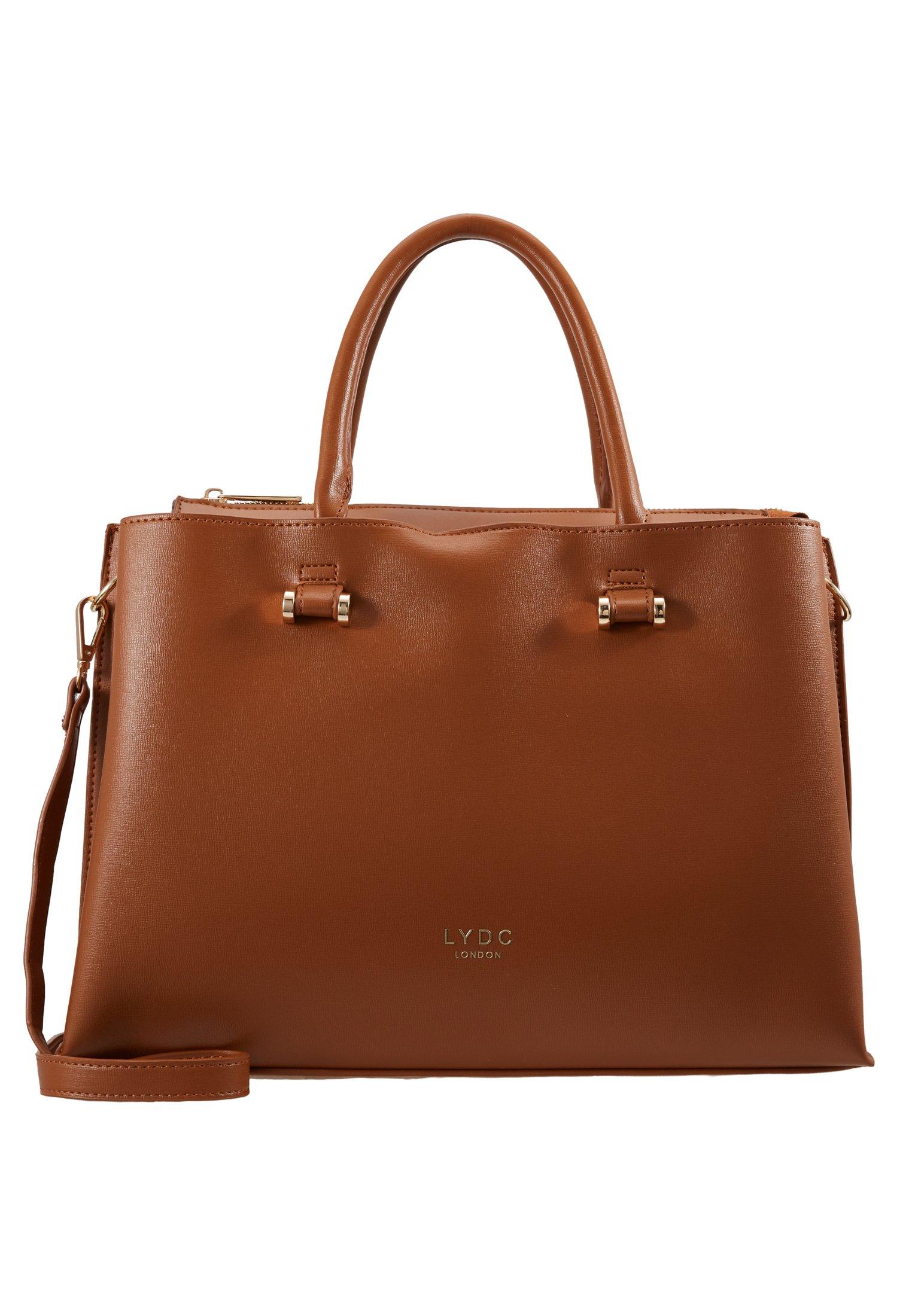 Lydc London Handtasche - Brown/braun