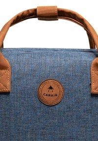 Cabaia - Rucksack - blue melanged - 7