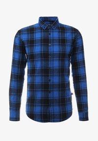 Denim Project - CHECK  - Skjorta - blue - 3