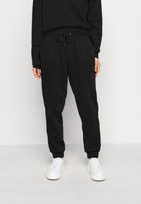 Even&Odd Petite - SET OFF  - Sweatshirt - black - 2
