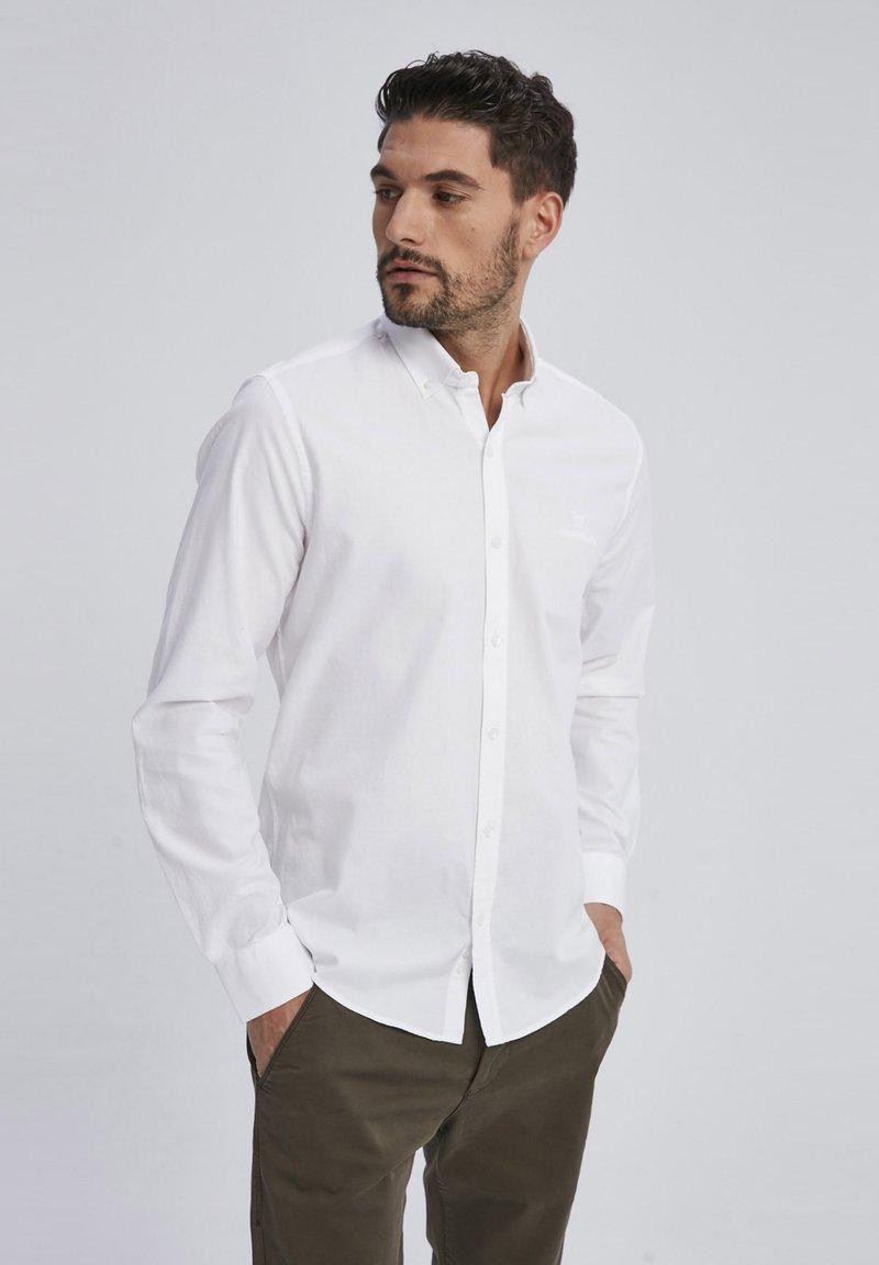 Auden Cavill - Shirt - weiãŸ