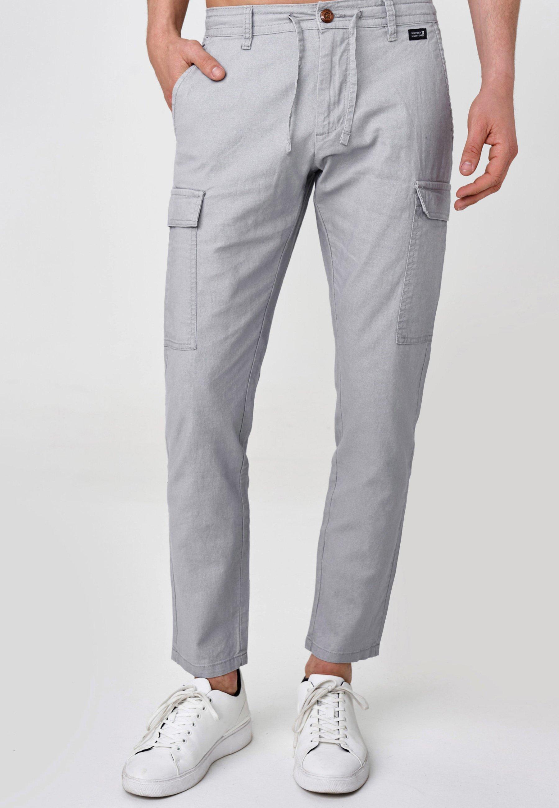 Homme CAGLE - Pantalon cargo