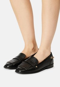 River Island - Instappers - black - 0