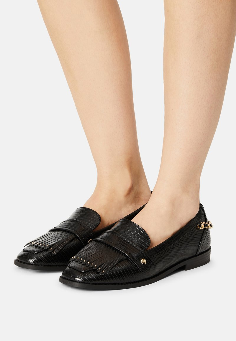 River Island - Instappers - black