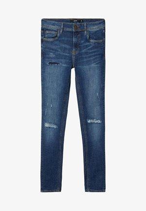 Slim fit jeans - medium blue denim