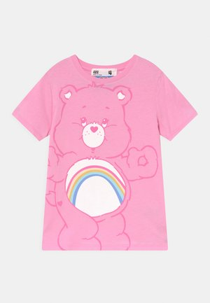 SHORT SLEEVE TEE - T-shirt print - cali pink
