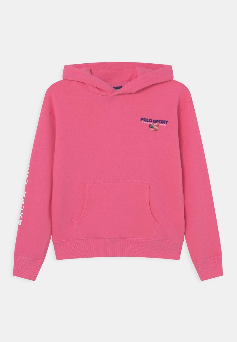 Polo Ralph Lauren - HOODIE - Sweatshirt - blaze knockout pink