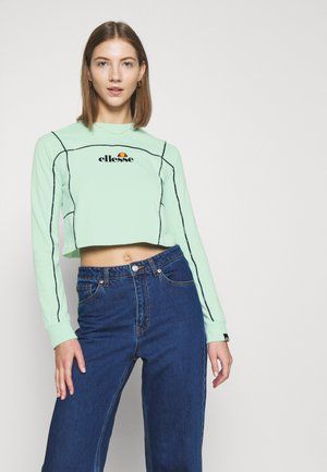 STELLERI - Long sleeved top - light blue