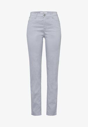 STYLE MARY - Trousers - grey melange