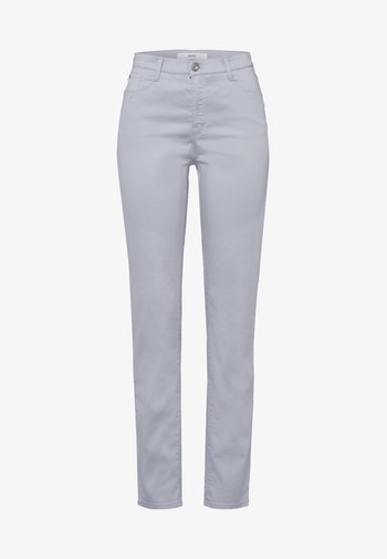 STYLE MARY - Trousers - grey melange
