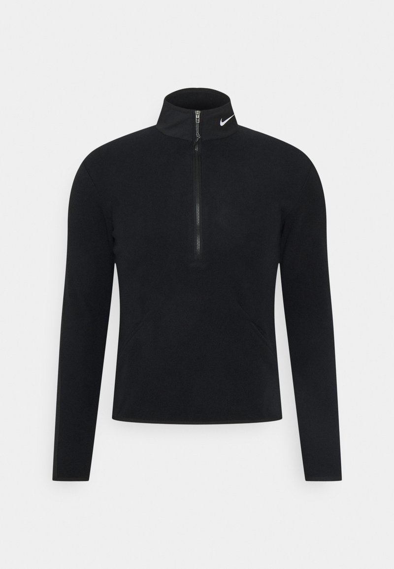 Nike Golf - THERMA FIT VICTORY - Fleece jumper - black/white