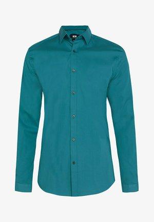 MIT STRETCHANTEIL - Overhemd - green