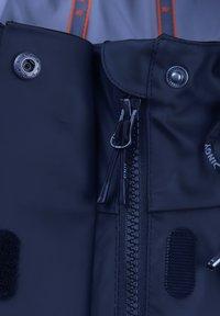 Dingy Rhythm Of The Rain - Waterproof jacket - marineblau - 5