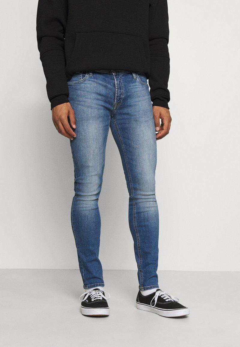 Jack & Jones - JJILIAM JJORIGINAL - Slim fit jeans - blue denim