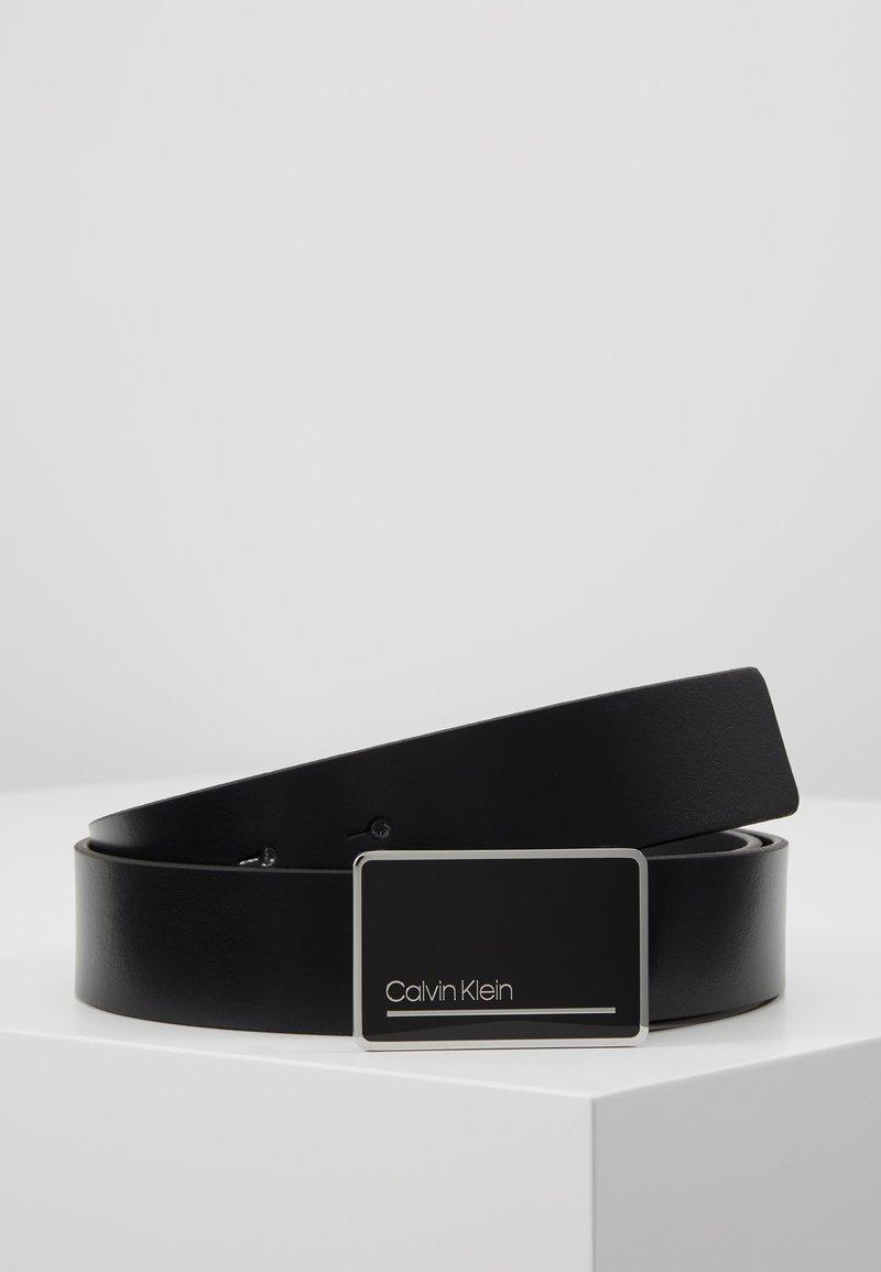 Calvin Klein - Pásek - black