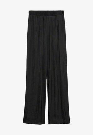PASQ-A - Trousers - black