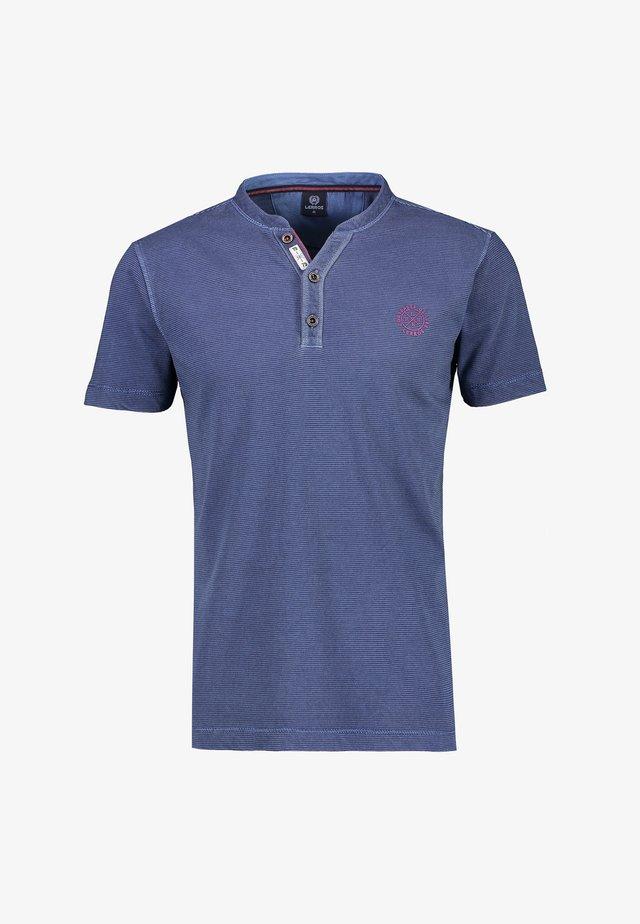 FINELINER SERAFINO - Print T-shirt - blue