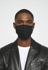 DRYKORN - FACE - Community mask - black - 3