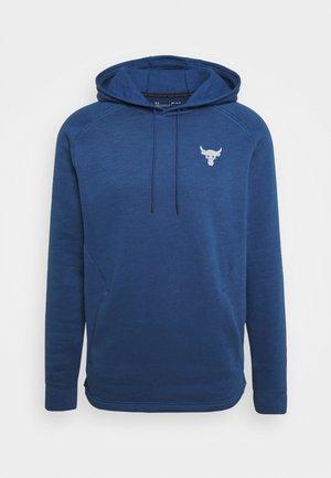 ROCK HOODIE - Sweater - blue