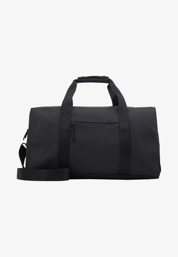 GYM UNISEX - Weekendbag - black